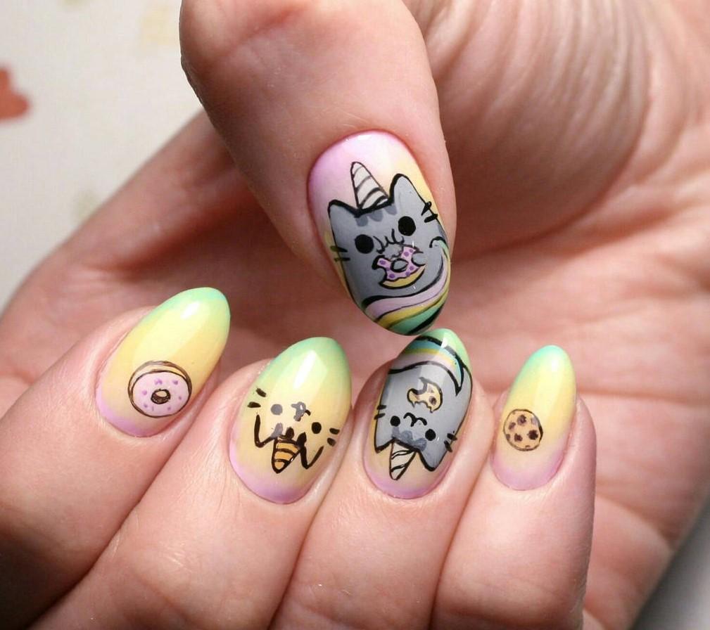 nail sáng tạo phong cách _57