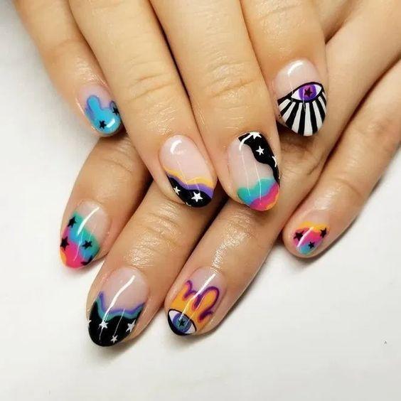 nail sáng tạo phong cách _7