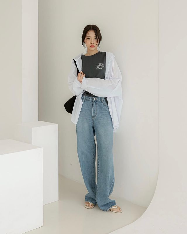 quần jeans dài 23