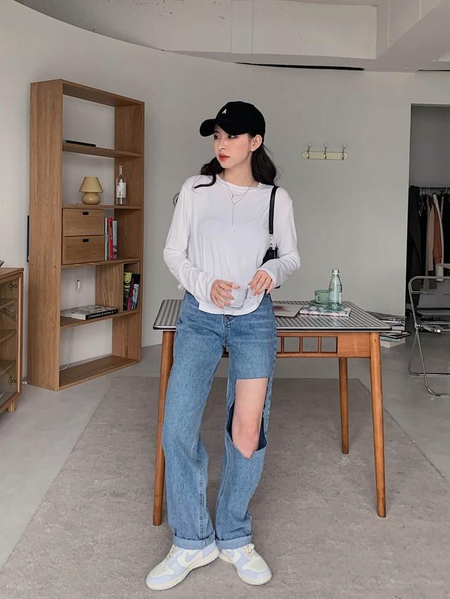 quần jeans dài 26