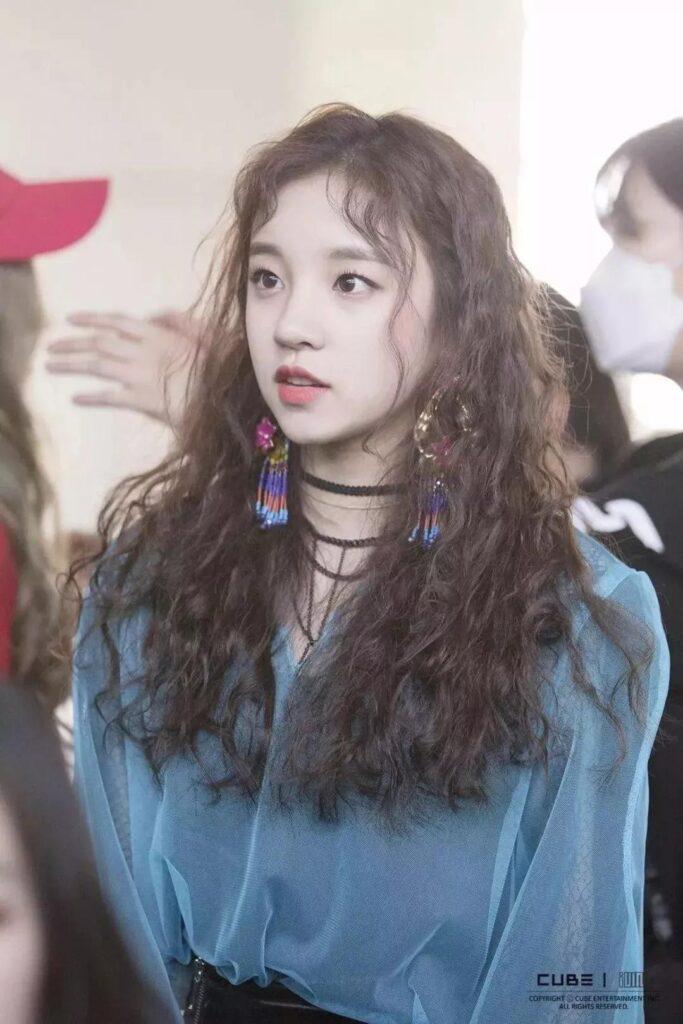 tóc xoăn Hàn Quốc 11