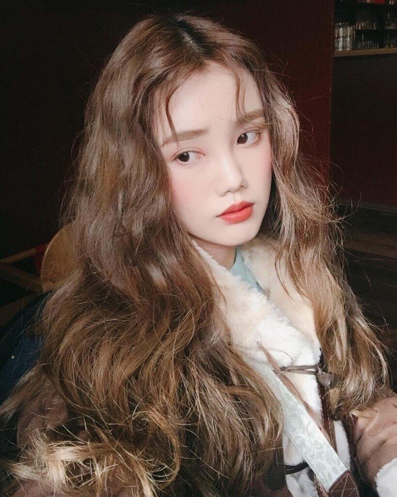 tóc xoăn Hàn Quốc 14