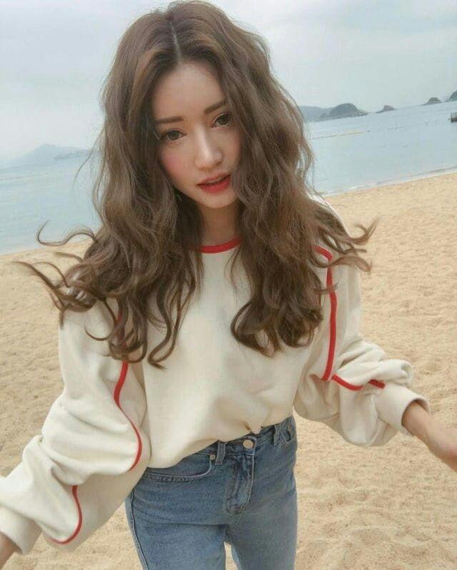 tóc xoăn Hàn Quốc 2