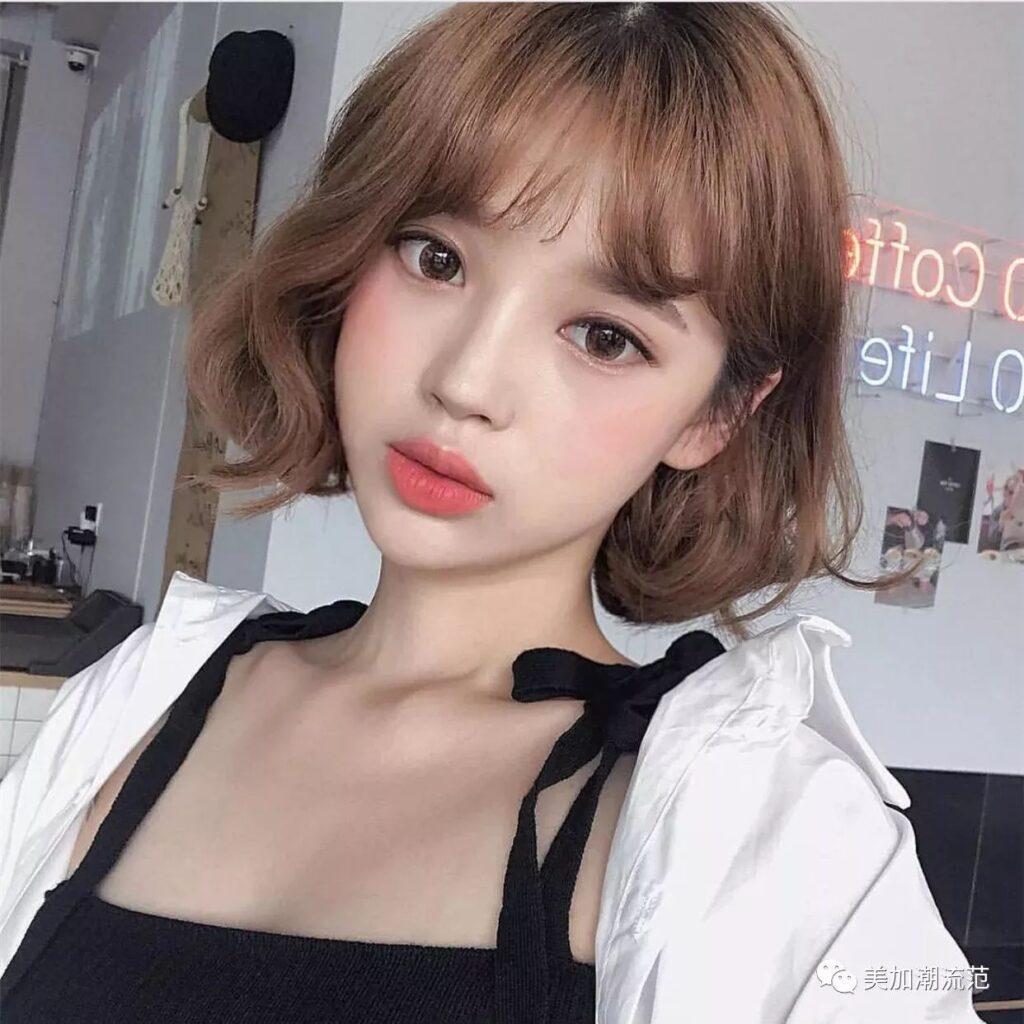 tóc xoăn Hàn Quốc 3