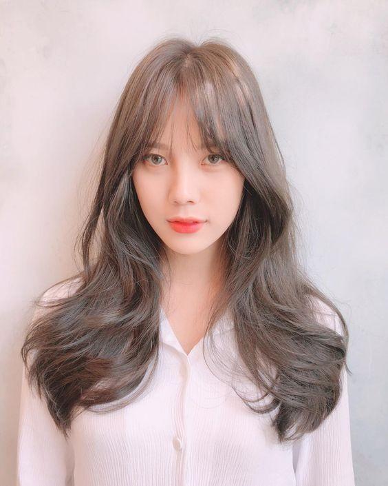 tóc xoăn Hàn Quốc 5