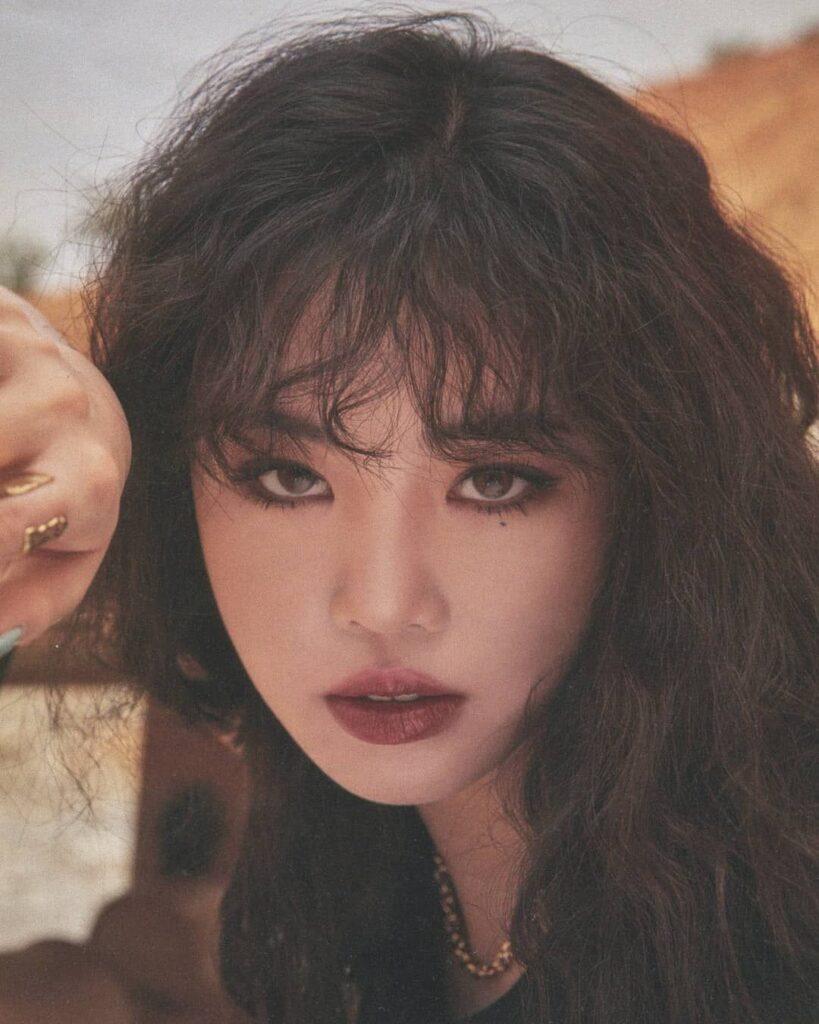 tóc xoăn Hàn Quốc 6