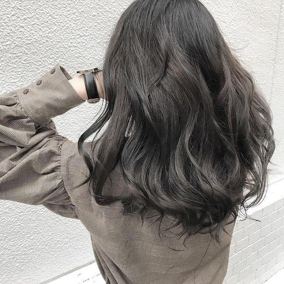 tóc xoăn Hàn Quốc 7