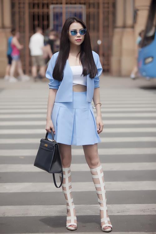 Trang phục pastel đẹp 17