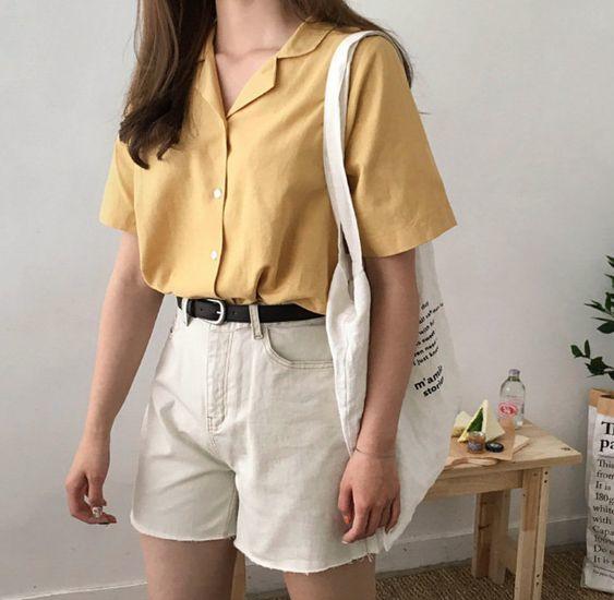 Trang phục phổ biến cho mùa hè 13