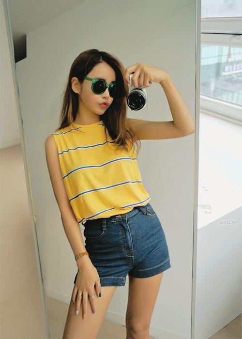Trang phục phổ biến cho mùa hè 15