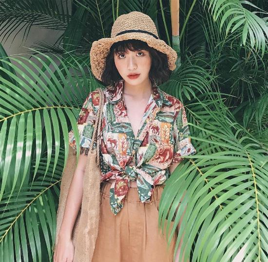 Trang phục phố biến cho mùa hè 21