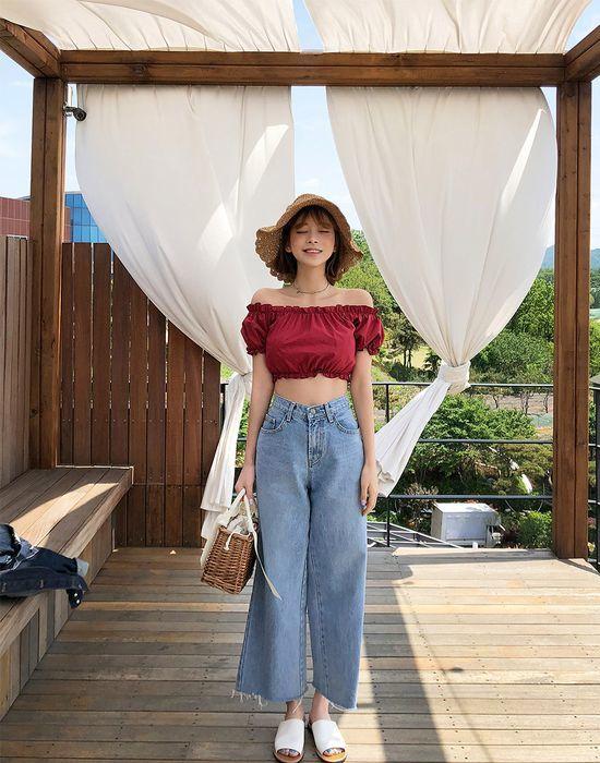 Trang phục phổ biến mùa hè 9