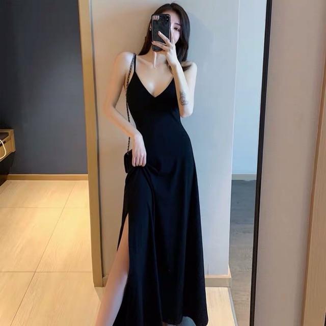 Váy không dây 26