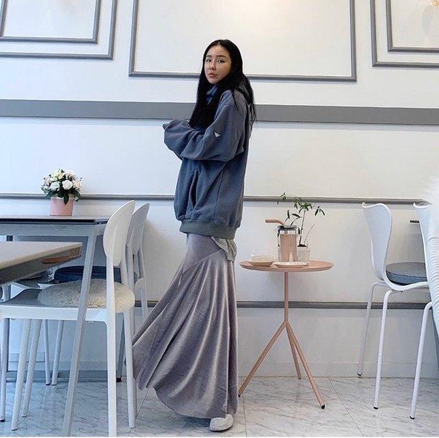 váy nhung 13