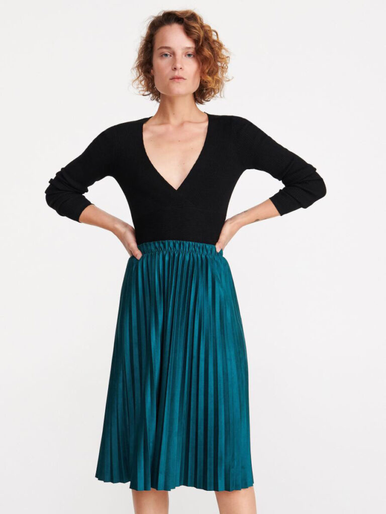váy nhung 6