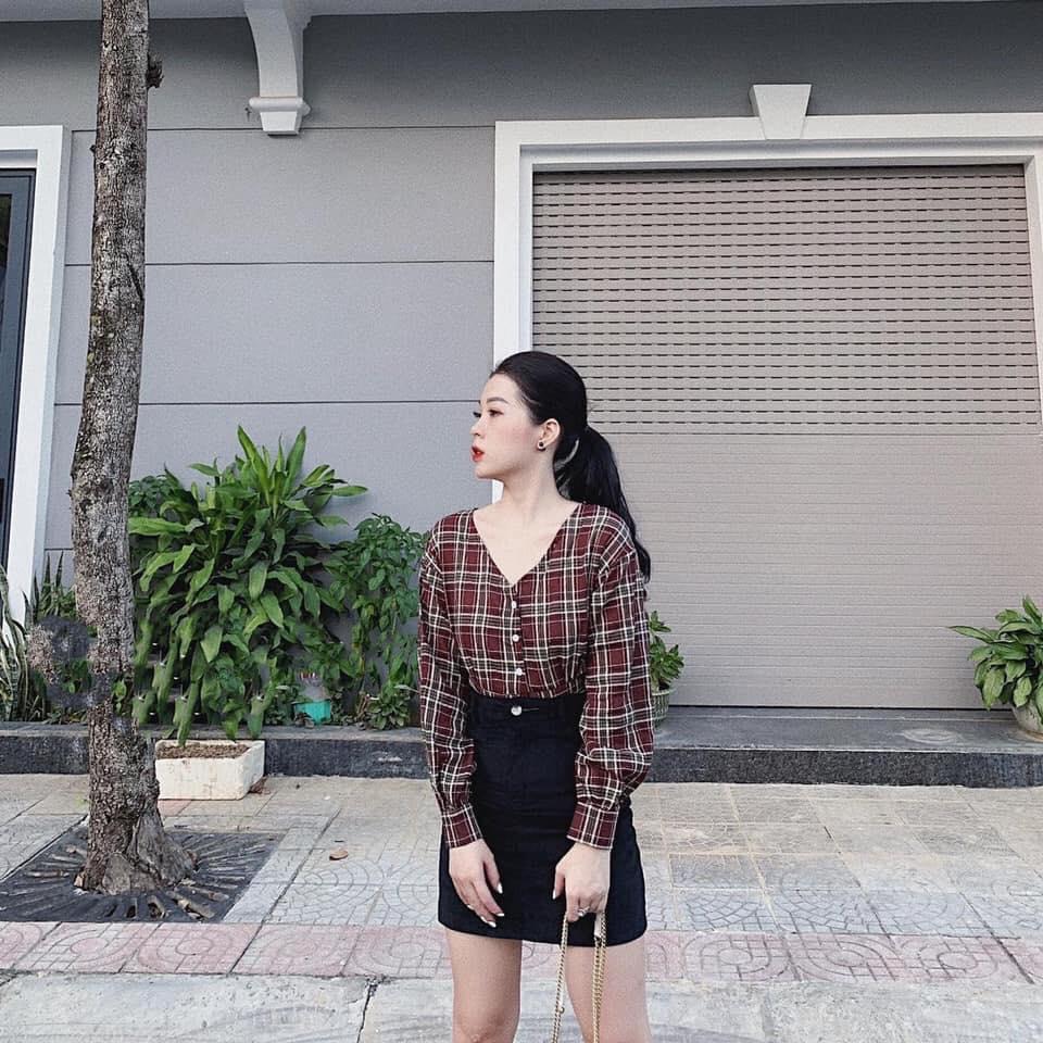 váy nhung 9