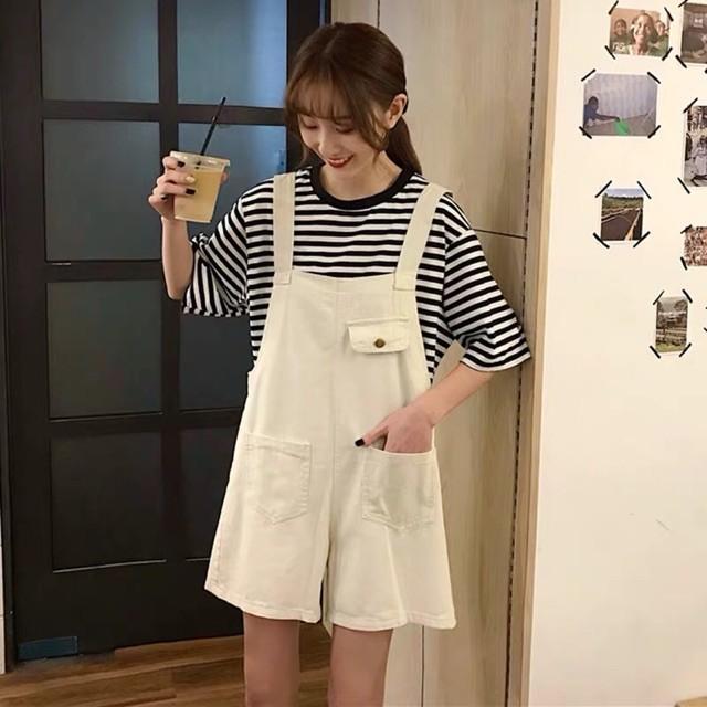 Áo phông + yếm