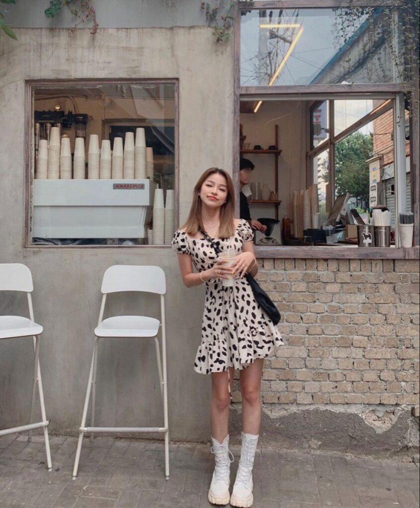 cách chụp hình đậm chất Hàn Quốc 8