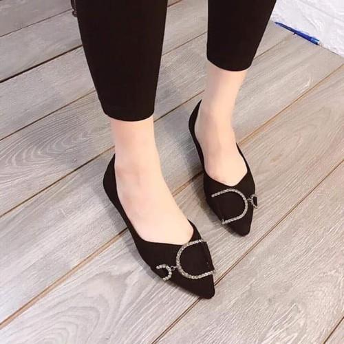 Giày búp bê 4
