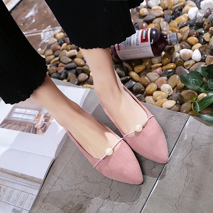 Giày búp bê 5
