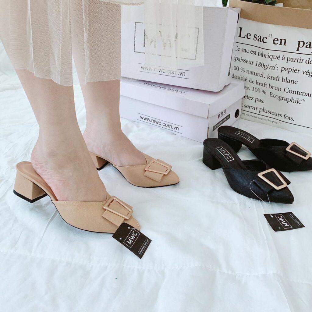 Giày mules 2