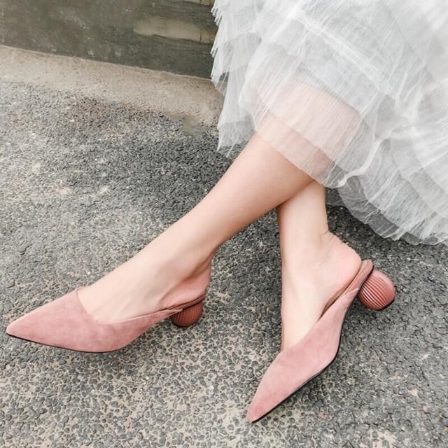 Giày mules 4