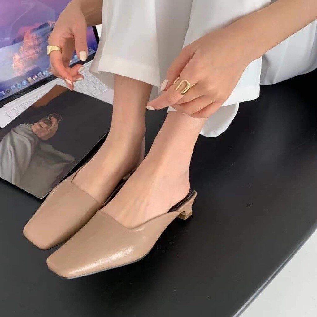 Giày mules 5
