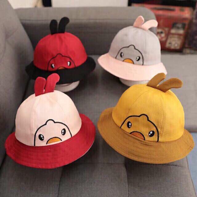 Kiểu mũ xô dễ thương 5