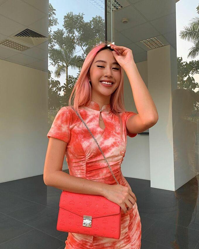 Kiểu trang phục tie dye pastel 14