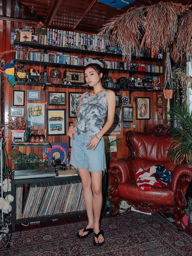 Kiểu trang phục màu tie dye pastel 4