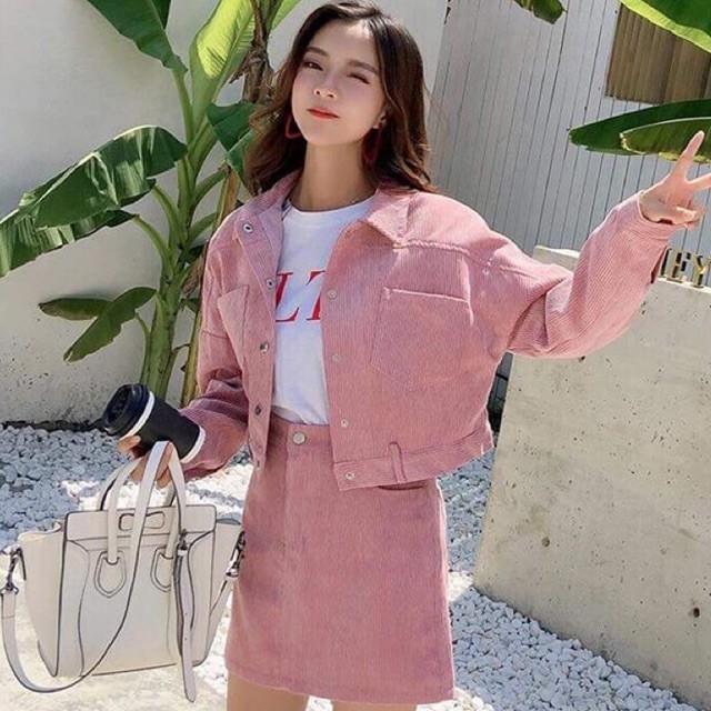 phối đồ với trang phục màu hồng_2