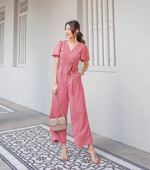phối đồ với trang phục màu hồng_26