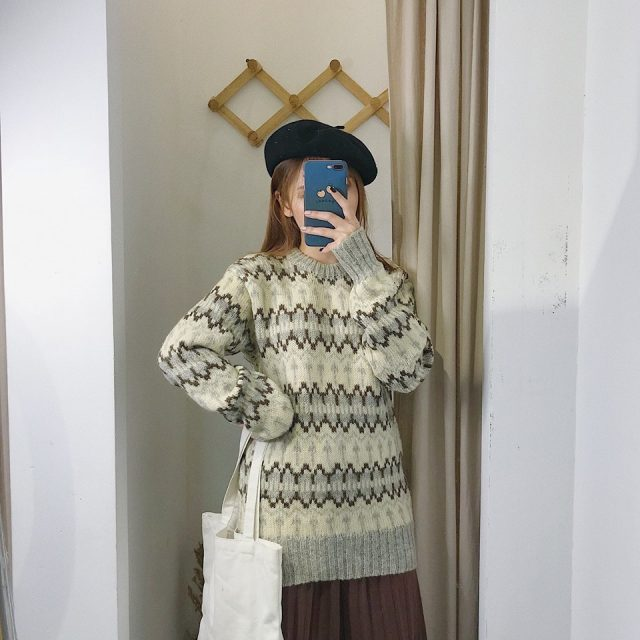 phối trang phục với mũ nồi_36