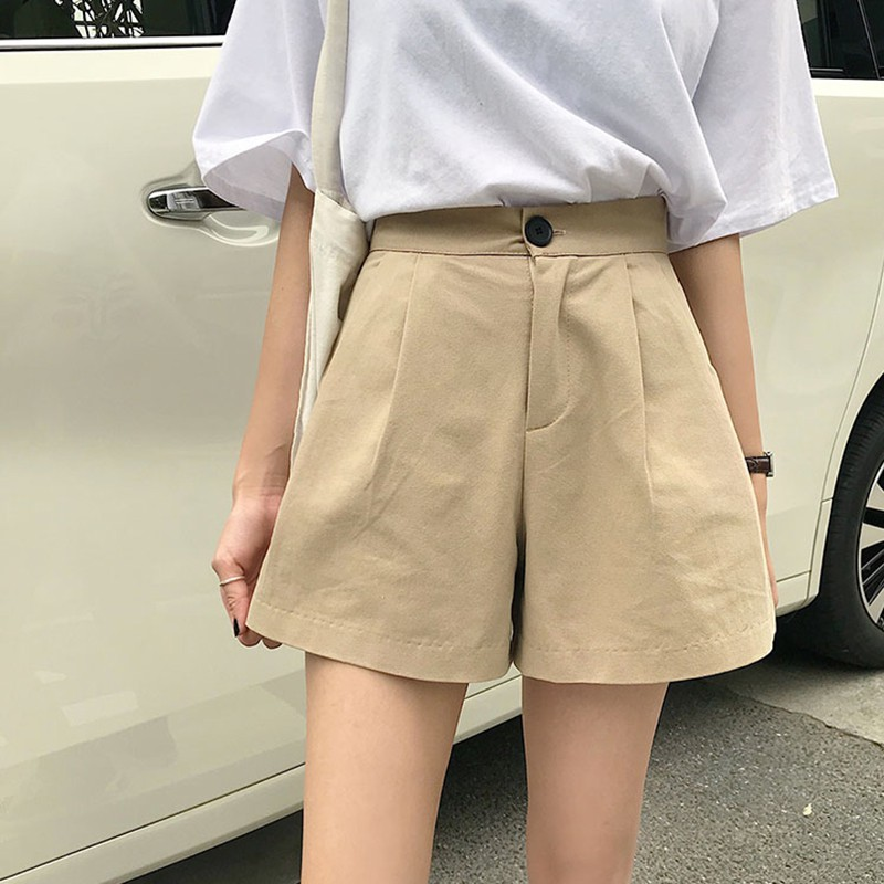 quần short vải 2