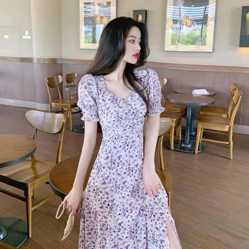 váy hoa nhí mùa hè 10