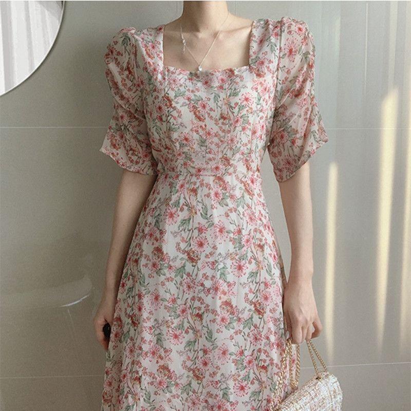 váy hoa nhí mùa hè 13