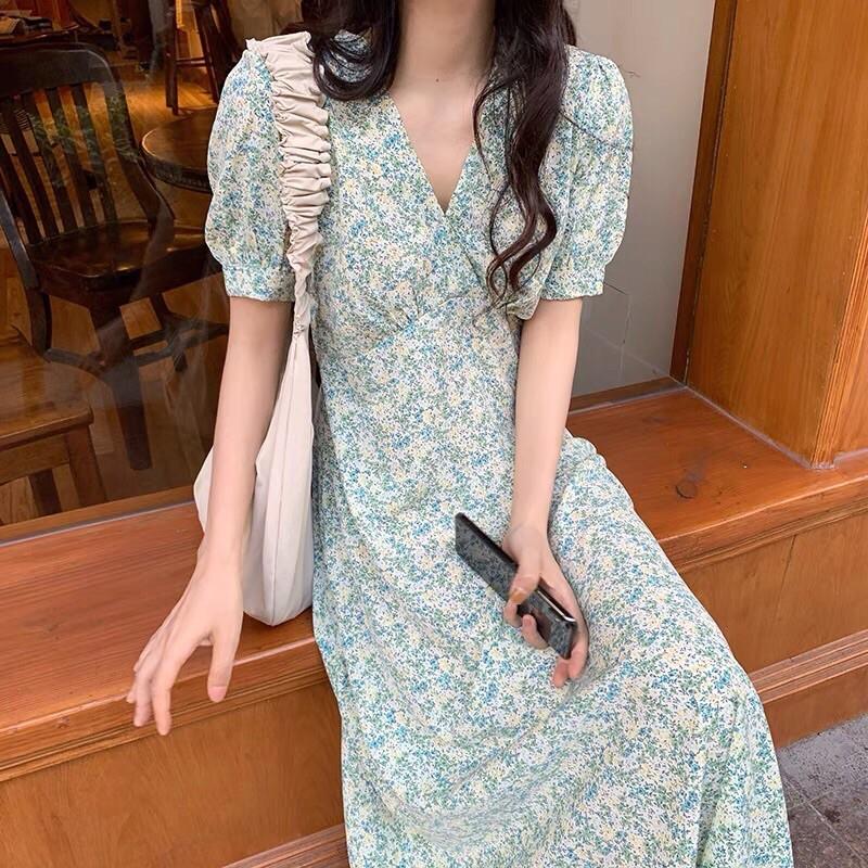 váy hoa nhí mùa hè 15