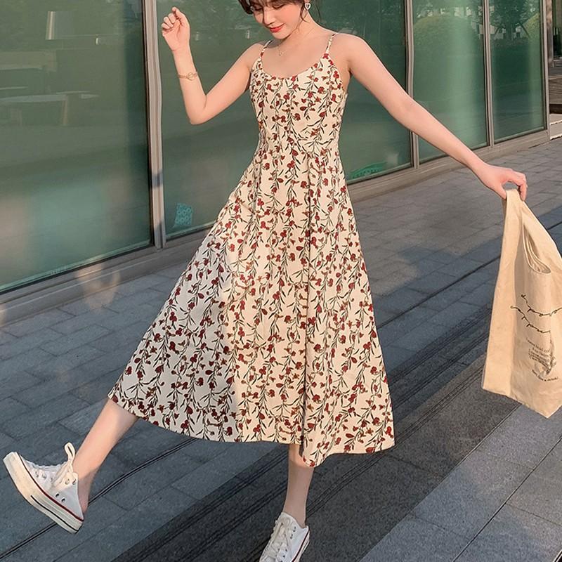 váy hoa nhí mùa hè 16