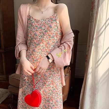váy hoa nhí mùa hè 17