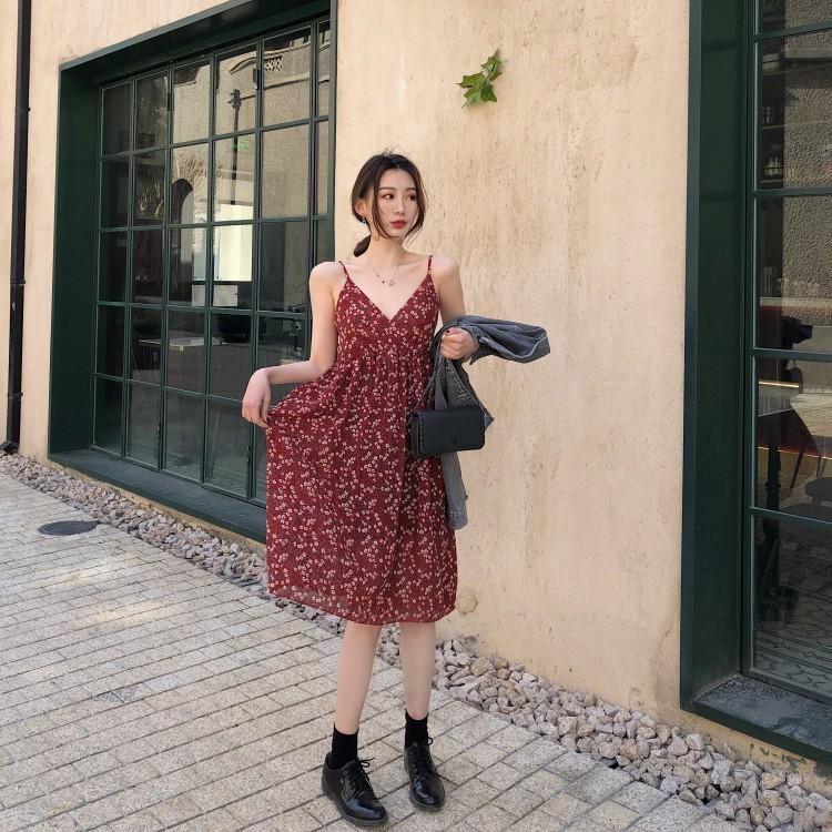 váy hoa nhí màu hè 2-1