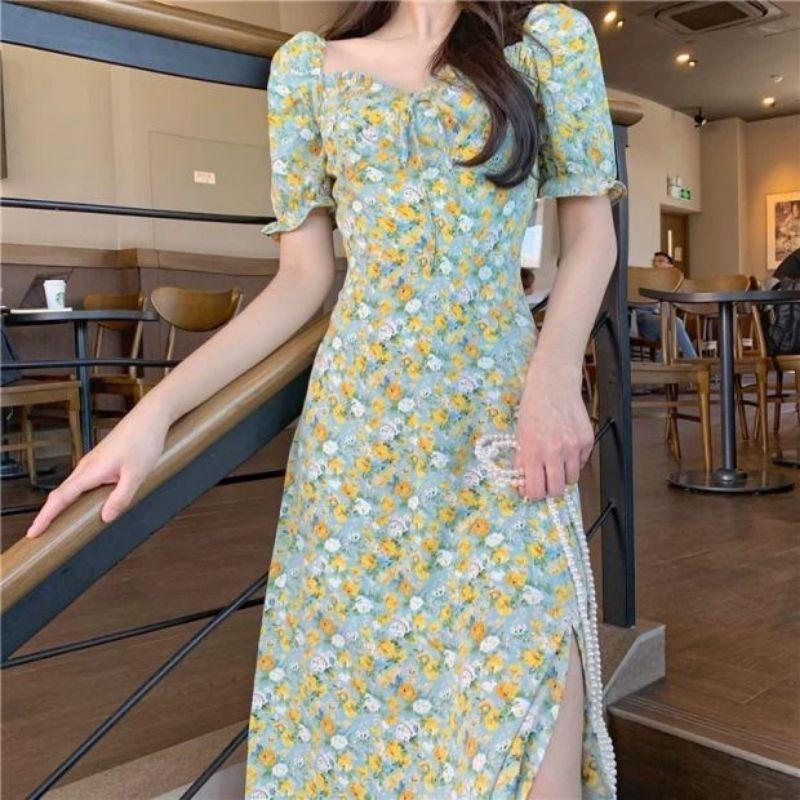 váy hoa nhí mùa hè 3-1