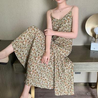 váy hoa nhí mùa hè 4