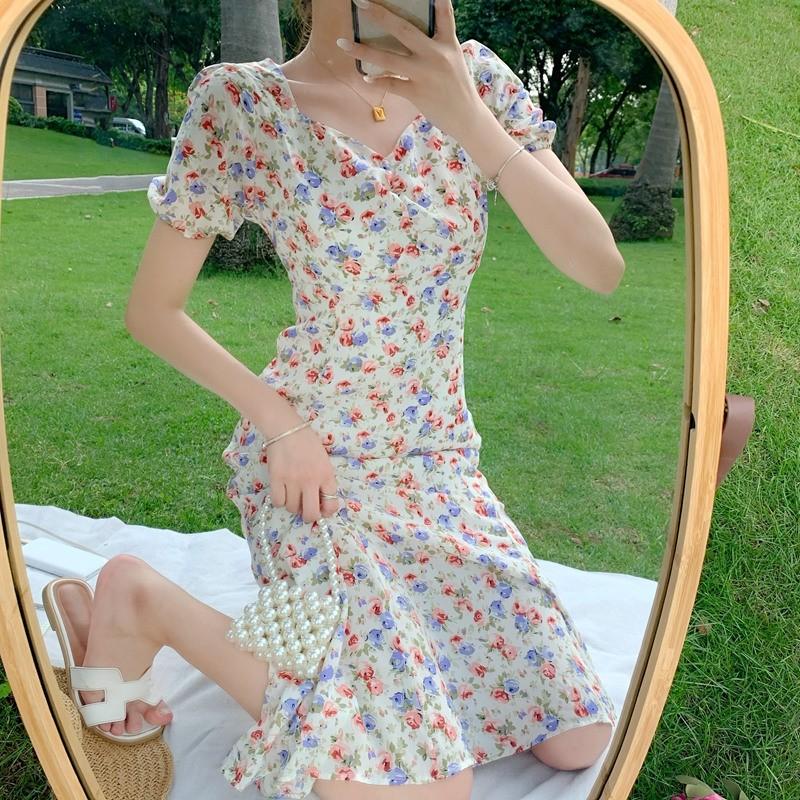 váy hoa nhí màu hè 5-1