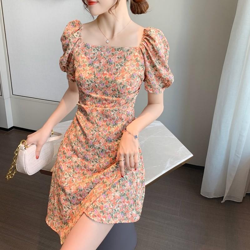 váy hoa nhí mùa hè 6