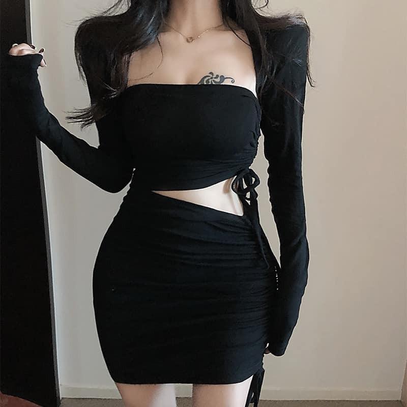 váy ôm body 13