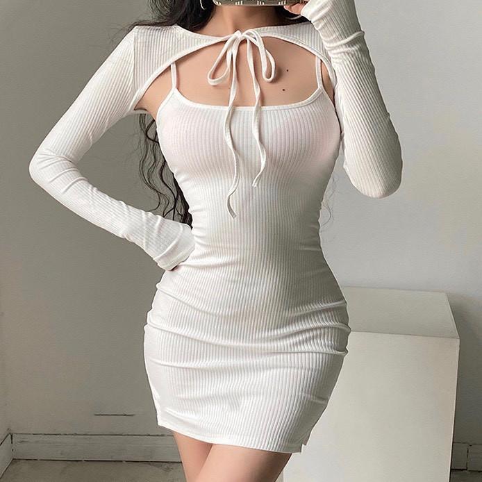 váy ôm body 17