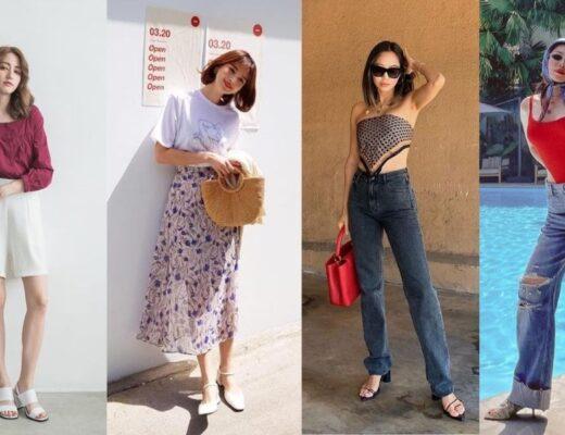 Chuẩn đẹp 22+ trang phục theo trend mùa hè năm nay