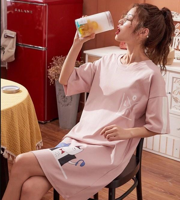 Váy dáng suông_7