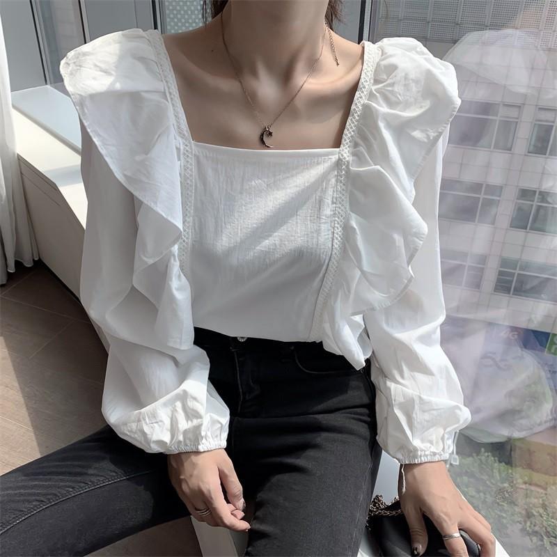 áo cổ vuông 3
