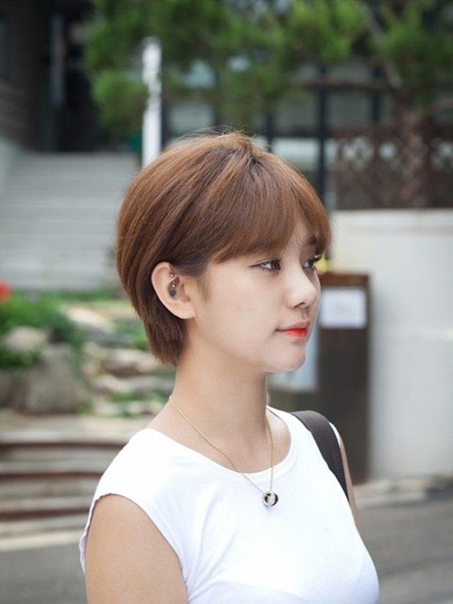 Kiểu tóc mặt dài 1